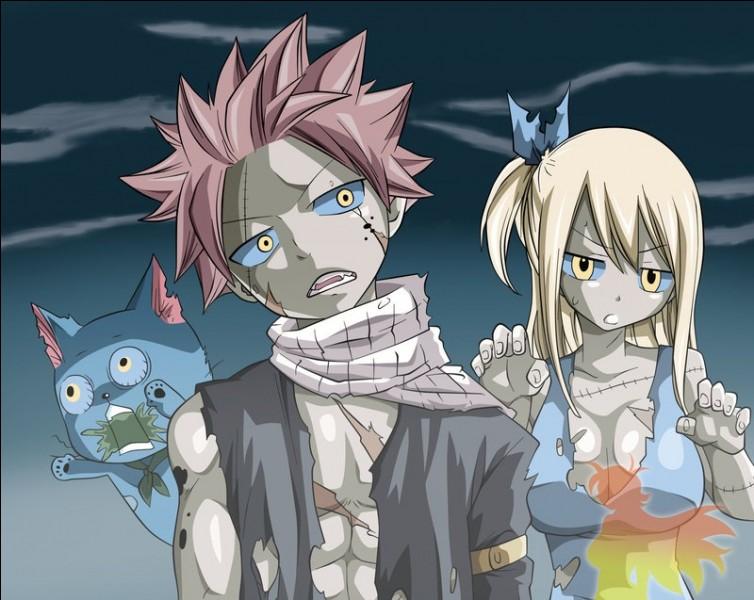 Retrouvez le manga à l'aide de ces trois personnages.