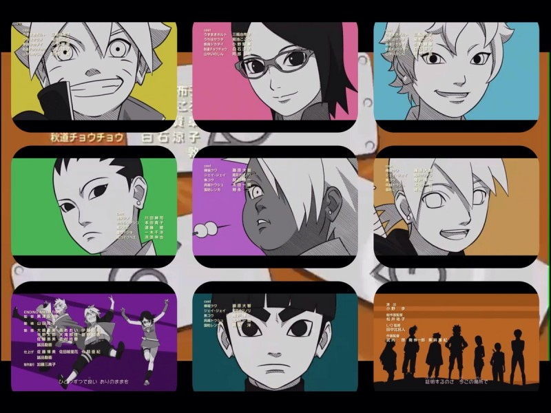 Enfin, quel trio as-tu préféré dans l'anime ?