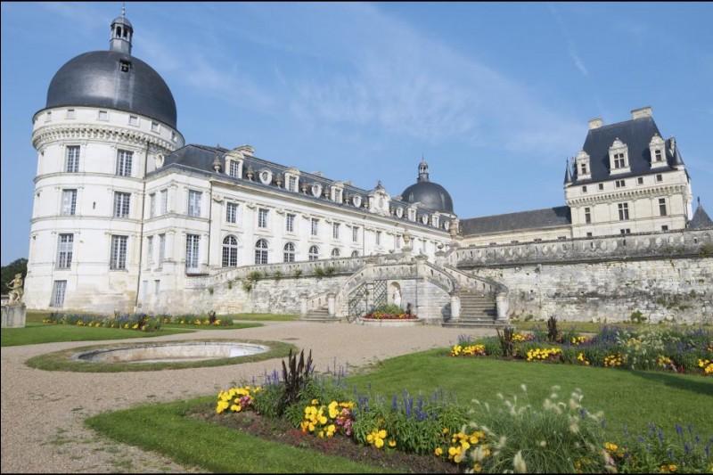 Votre oncle Thierry vous a invité à passer quelques jours chez lui à Valençay,dans quel département habite-t-il ?