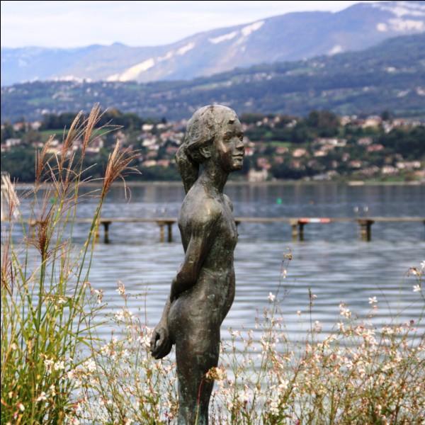 La ville du Bourget-du-Lac sise dans un cadre enchanteur se trouve dans :