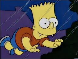 Comment Bart est-il à l'école ?