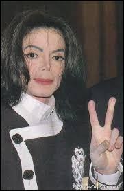 Quel est le nom du dernier album de Michael Jackson sorti en 2001 ?