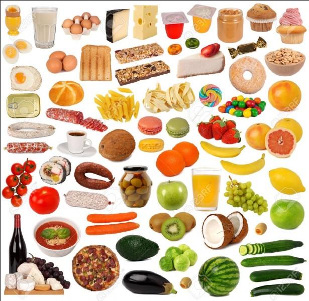 Que manges-tu d'habitude ?