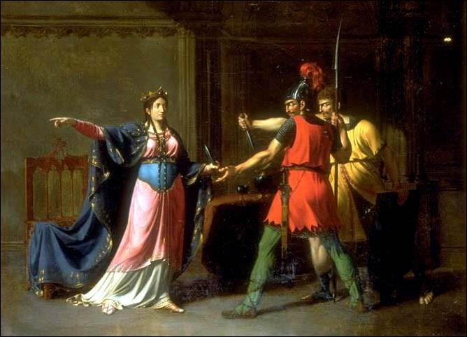 De violents conflits familiaux secouèrent les Mérovingiens durant la seconde moitié du VIe siècle après J.-C. Quelles reines franques entretinrent une rivalité acharnée durant cette période, allant jusqu'à recourir au meurtre ?