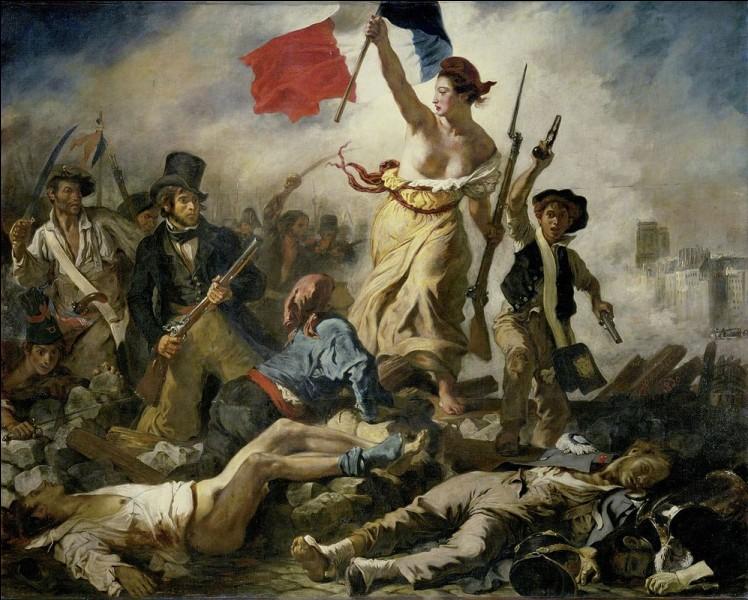 Sous quel nom sont connues les trois journées révolutionnaires de 1830 ?
