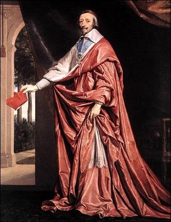 Qui fut le principal ministre du roi Louis XIII ?