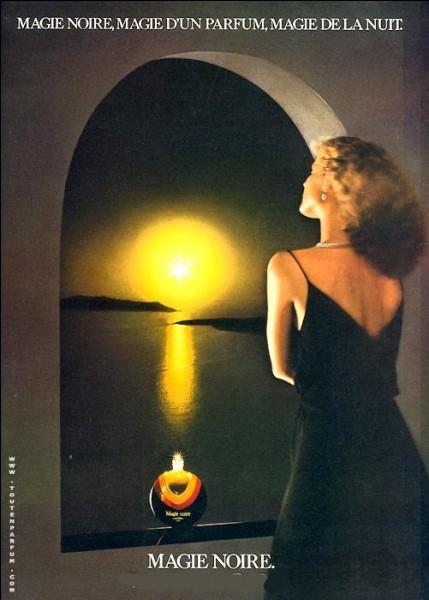 """Quelle marque créa le parfum """"Magie noire"""", bien avant """"La vie est belle"""" ?"""