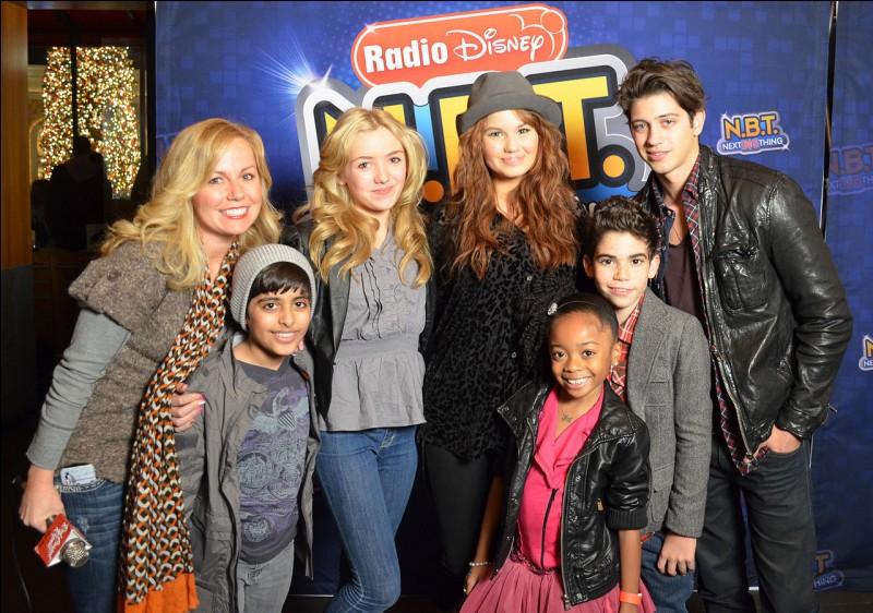 Qui a rendu visite à la famille Ross ?