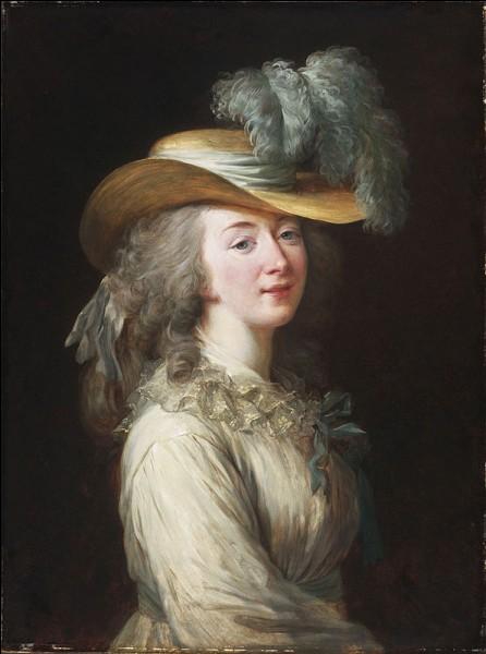 Maîtresse officielle de Louis XV, elle finit guillotinée pendant la Terreur en 1793 :