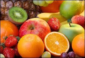 Lequel de ces fruits préférez-vous voir dans votre assiette ?