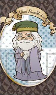 Quelle matière Dumbledore enseignait-il à Poudlard ?