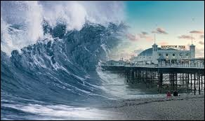 """Japonais - Que signifie le terme """"tsunami"""" ?"""