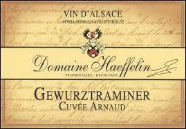 """Allemand - Le Gewurztraminer est un vin blanc produit dans le vignoble alsacien. Quelle est la traduction de """"gewürz"""" ?"""