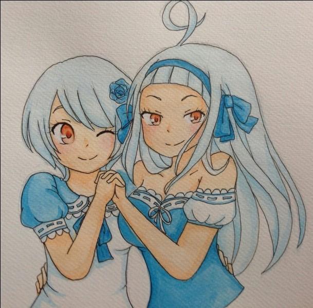 Les personnages de 'Fairy Tail' (enfants)