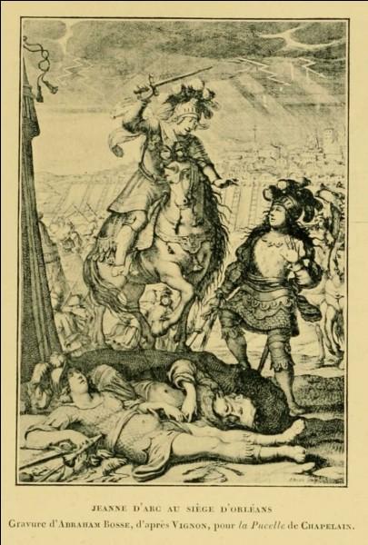 Je suis née en 1412 à Domrémy et je suis morte en 1431 à Rouen, sur le bûcher. J'ai participé au siège d'Orléans, à la chevauchée vers Reims etc. Qui suis-je ?