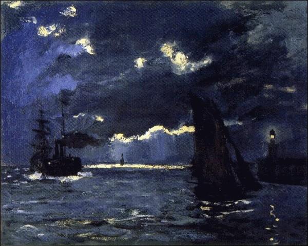 """A qui doit-on """"Marine effet de nuit"""" ?"""