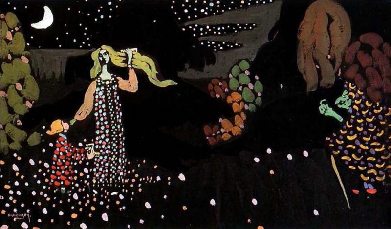 """A qui appartient la toile """"La nuit"""" ?"""