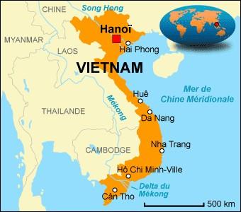 Quelle est la ville la plus peuplée du Vietnam ?