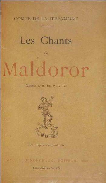 On le connaît sous le nom du Comte de Lautréamont, quels étaient ses prénoms ?