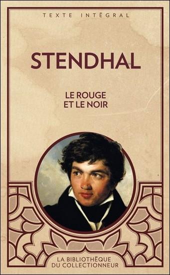 Donnez-moi celui de Stendhal :