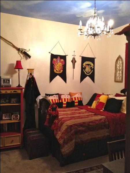 Aimerais-tu avoir une chambre comme celle-ci ?
