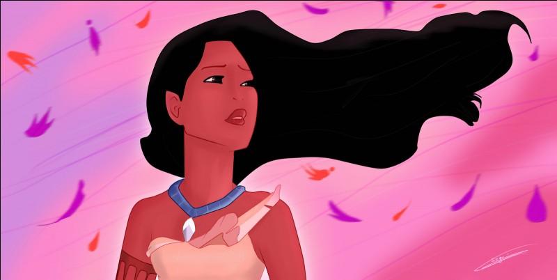 Quel est le nom de la chanson dans Pocahontas ?