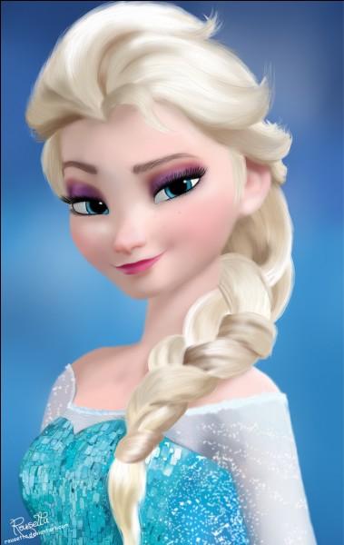 Elsa a un souci, lequel est-ce ?
