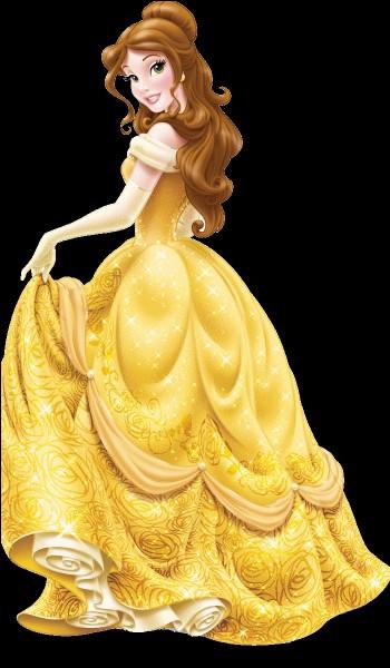 Belle est ...
