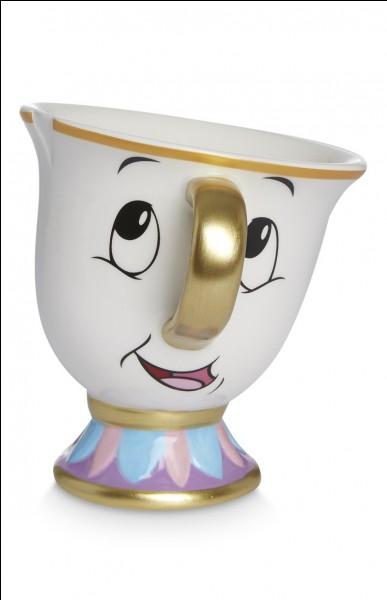 Dans quel Disney apparaît cette tasse ?