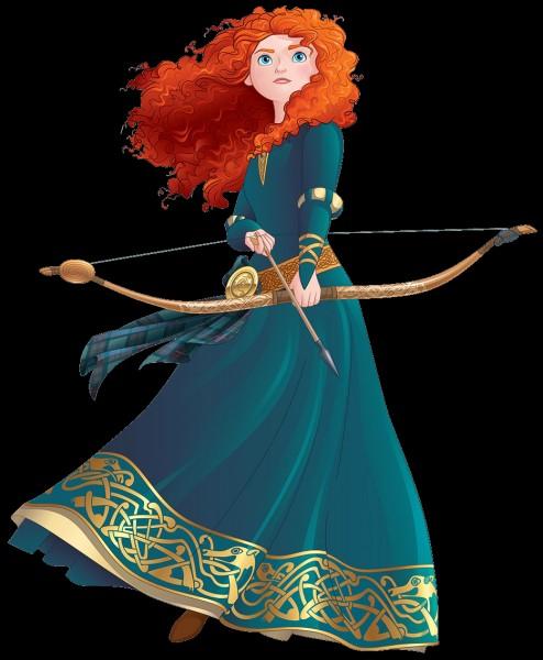 """Quel est le nom de la princesse dans """"Rebelle"""" ?"""