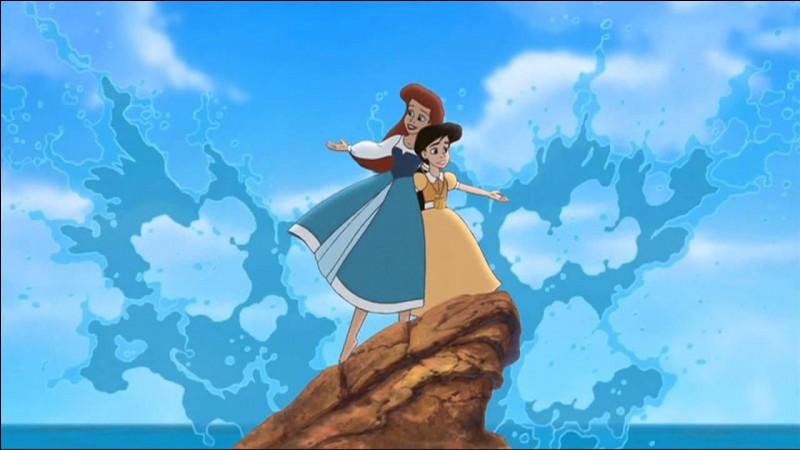 Comment s'appelle la fille d'Ariel ?