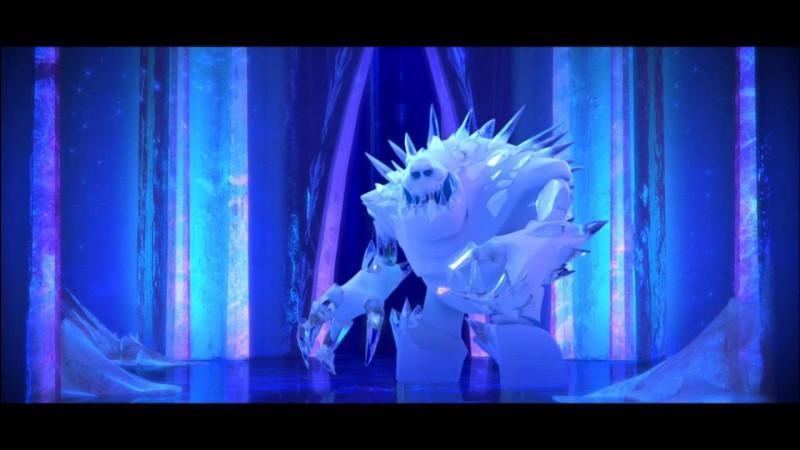 """Comment s'appelle le monstre dans """"la Reine des Neiges"""" ?"""