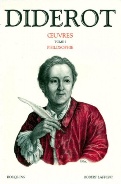 Quel prénom portait Diderot ?