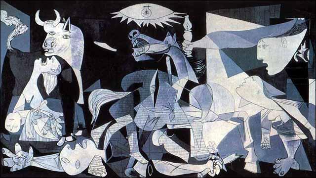 Comment s'appelle ce tableau de Picasso ?