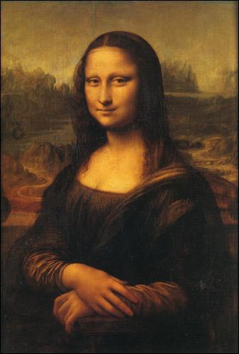Qui a peint ce tableau, 'La Joconde' ?