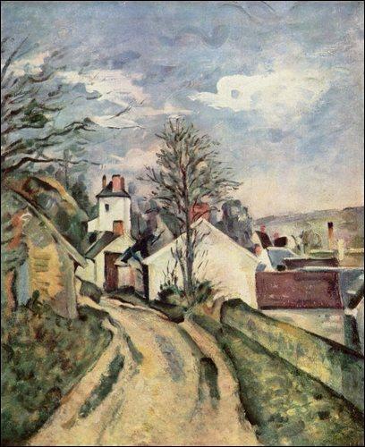 Qui a peint ce tableau, 'la maison du Dr Gachet' ?
