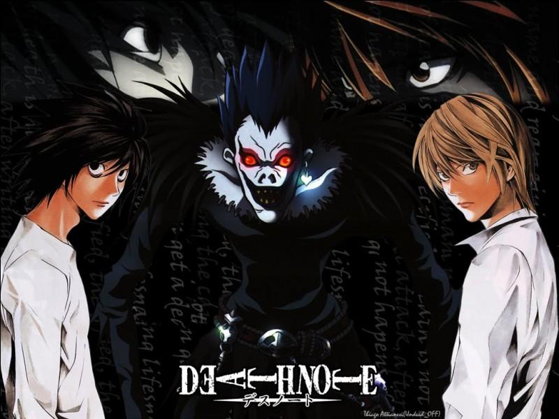 (Death Note) Le père de Kira est un :