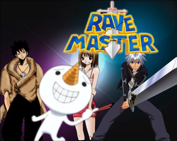 Dans quel manga se retrouve aussi Rave Master ?