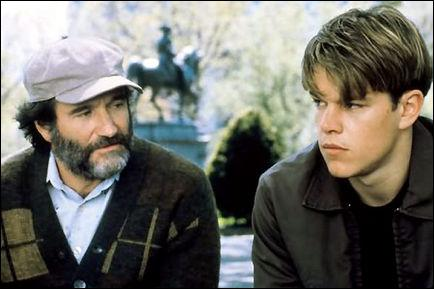 Un film de Gus Van Sant en 1998 avec Ben Affleck, Matt Damon et Robin Williams ...