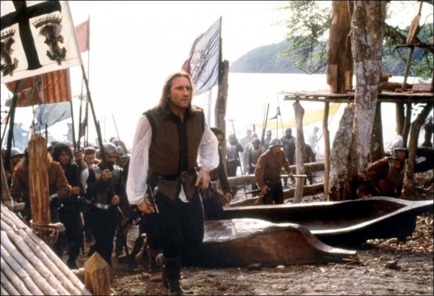 Un film de Ridley Scott en 1992 avec Sigourney Weaver et Tchéky Karyo...