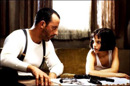 Un film de Luc Besson en  1994 avec Nathalie Portman et Jean Reno ...