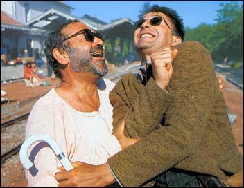 Un film de Gérard Mordillat et Nicole Saunier  en 1987avec Jean Yanne, Marie Laforet et Thierry Lhermitte ...