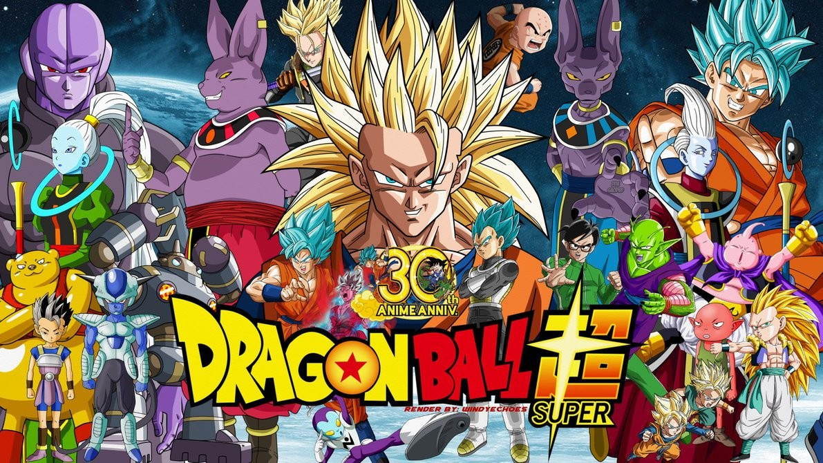 Dragon Ball Super (Personnages)