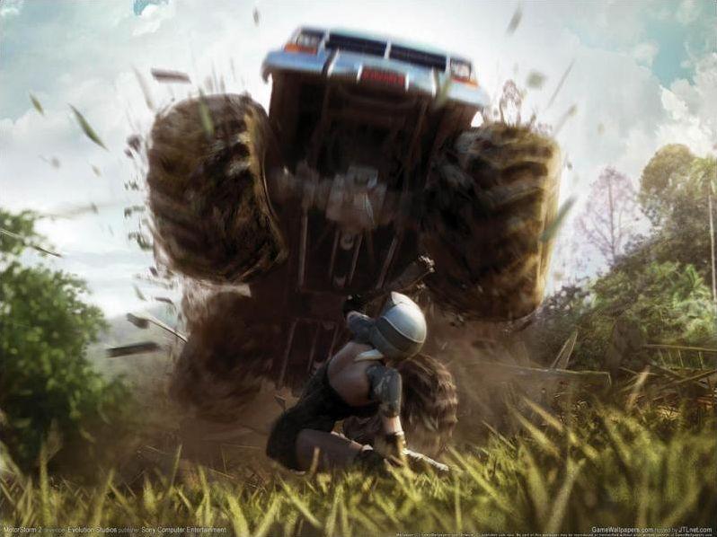 Les jeux vidéos en image (jeux SONY)