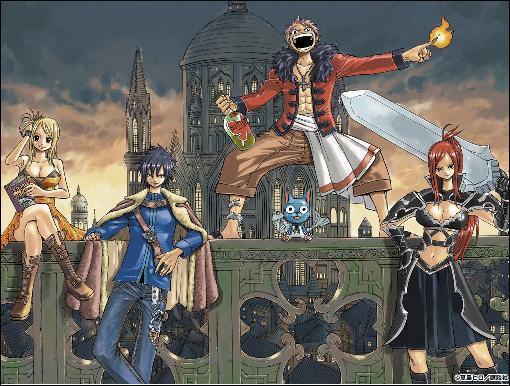 Qui est la femme la plus forte de la guilde ?