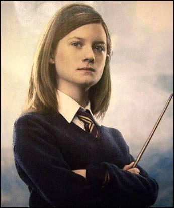 Qu'est-ce que Ginny s'est cassée ?