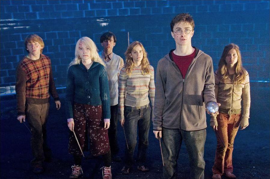 Harry Potter : La bataille du ministère