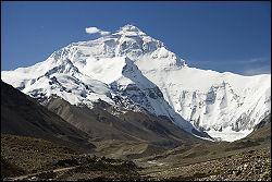 L'eau bout à 100 °C, au niveau de la mer, mais au sommet de l'Everest, à quelle température bout-elle ?