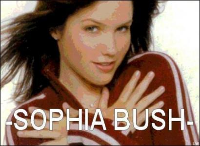 Sophia Bush interprète ... ?
