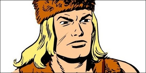 """""""Blek le Roc """" est une bande dessinée d'origine :"""